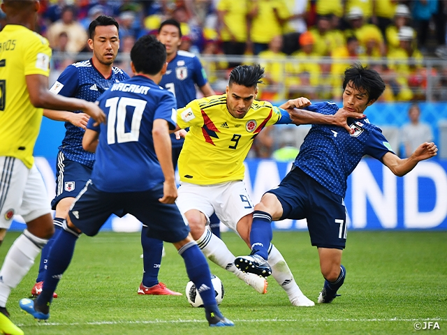 【KIRIN CHALLENGE CUP 2019 Preview】A rematch against the South American powerhouse Colombia at Nissan Stadium