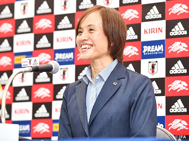 "Nadeshiko Japan Announces Squad for 2019 SheBelieves Cup, ""High expectations surrounding the chosen players ahead of our first tournament in the year of the World Cup"""