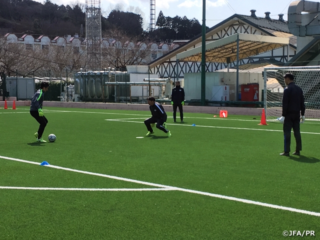 JFA GK Project Workshop took place in Gotemba, Shizuoka
