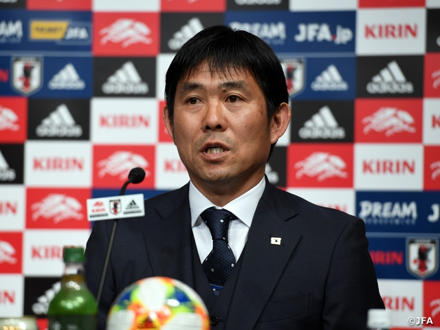 Kagawa returns to SAMURAI BLUE, while 4 players gets first call-up - KIRIN CHALLENGE CUP 2019 (3/22 @Kanagawa, 3/26 @Hyogo)