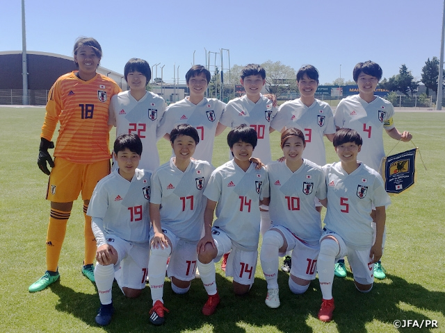 U-19 Japan Women's National Team suffers first loss of the tournament against Asian rival – The 2nd SUD Ladies Cup