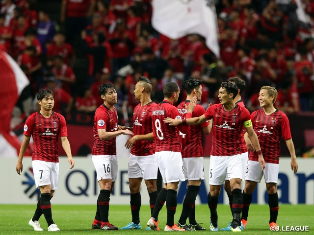 Urawa clinches second place with win, Kawasaki eliminated despite away victory at the AFC Champions League 2019