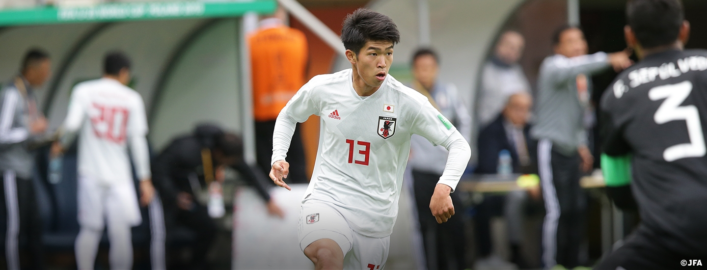 138fc4b2af2 ... U-20 Japan National Team wins over Mexico 3-0 to earn pivotal 3 points  at the FIFA U-20 World Cup Poland 2019 ...