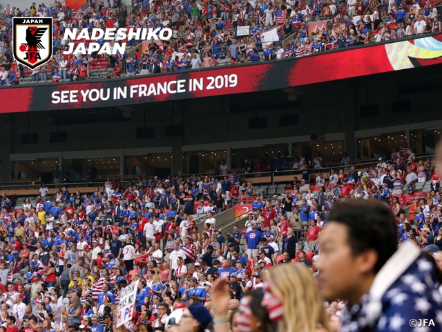 FIFA making continues efforts to further develop Women's Football - FIFA Women's World Cup France 2019