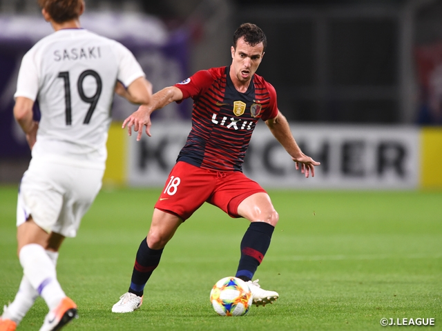 Kashima takes 1st leg over Hiroshima with Serginho's goal at the Round of 16 - AFC Champions League 2019