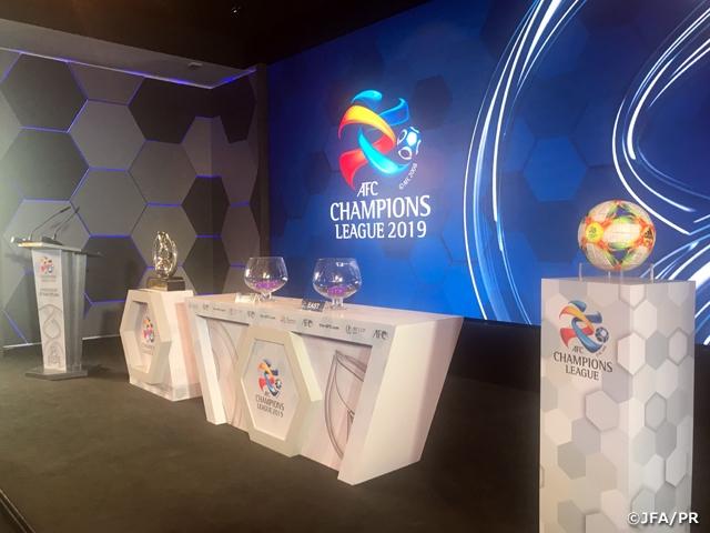 AFCチャンピオンズリーグ2019 準...