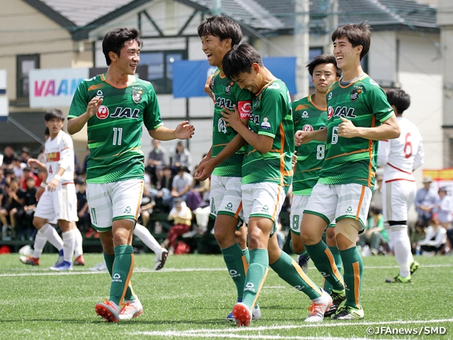 Aomori Yamada claims win over Ryutsu Keizai Kashiwa to stay atop of the league at the 10th Sec. of the Prince Takamado Trophy JFA U-18 Football Premier League EAST