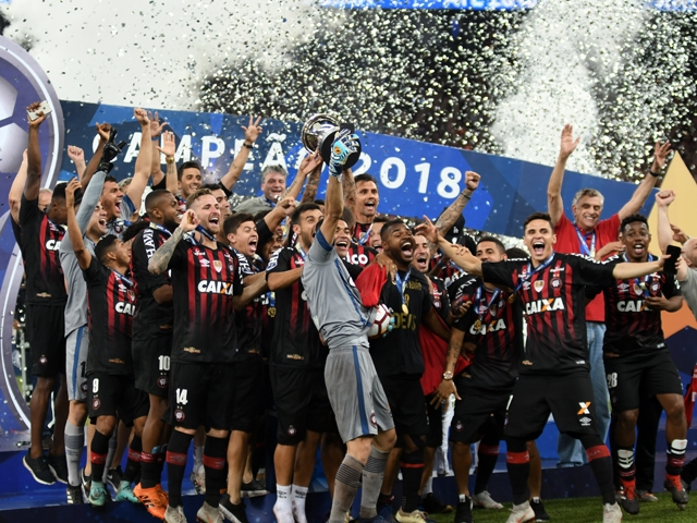 With their deep history with the J League, Athletico Paranaense
