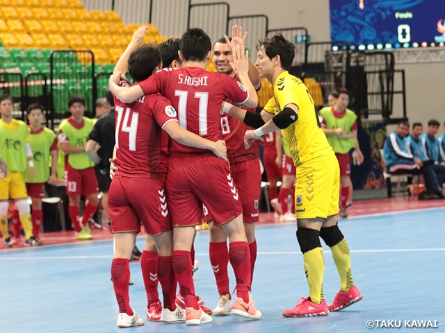 AFC Futsal Club Championship Thailand 2019 TOP|Japan