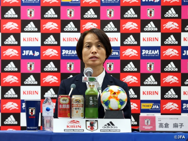 Nadeshiko Japan announces squad for International Friendly Match vs Canada Women's National Team