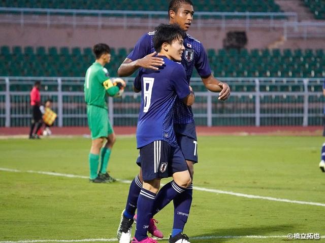 U-18日本代表 初戦を圧勝でスタート!~AFC U-19選手権2020予選~