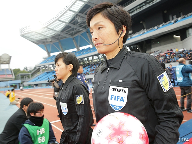 Message from Chairperson YAMAGISHI Sachiko of JFA Respect and Fairplay Committee