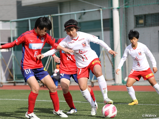 Urawa and Nippon TV advance to final of the JFA 24th U-18 Japan Women's Football Championship