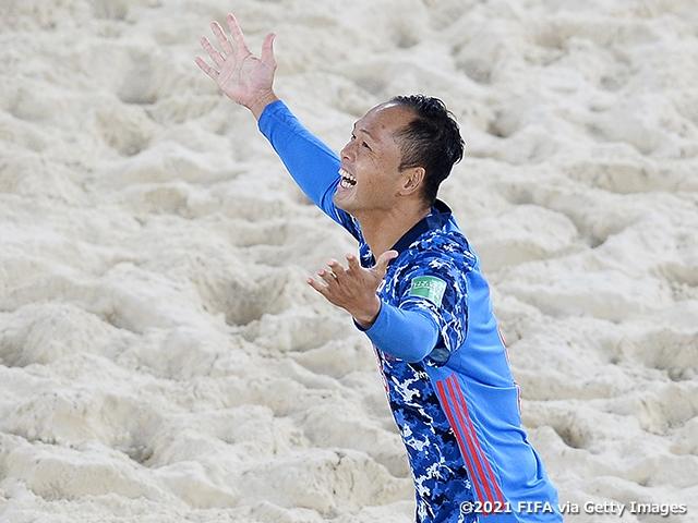 「世界一をより明確にイメージできるようになった」ビーチサッカー日本代表・山内悠誠選手 FIFAビーチサッカーワールドカップロシア2021準優勝インタビュー