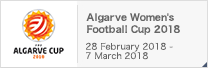 [NJ]Algarve Women's Football Cup 2018