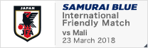 [SB]International Friendly Match [3/23]