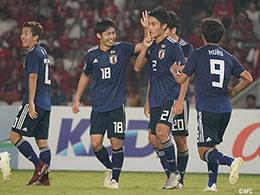 日程・結果│AFC U-19選手権イン...