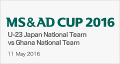 MS&AD CUP 2016