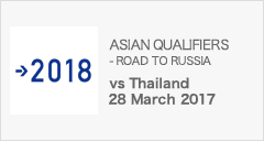 ASIAN QUALIFIERS - ROAD TO RUSSIA [3/28]