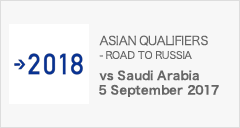 [SB]ASIAN QUALIFIERS - ROAD TO RUSSIA [9/5]