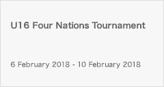 U16 Four Nations Tournament
