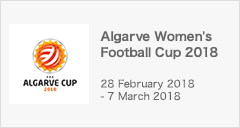 Algarve Women's Football Cup 2018