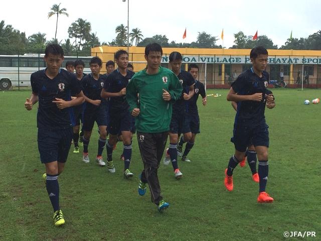 AFC U-16選手権インド2016 | JFA...