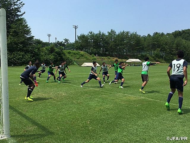 第21回国際ユースサッカー in 新...