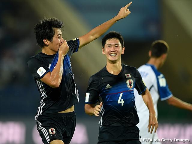 FIFA U-17 ワールドカップインド...