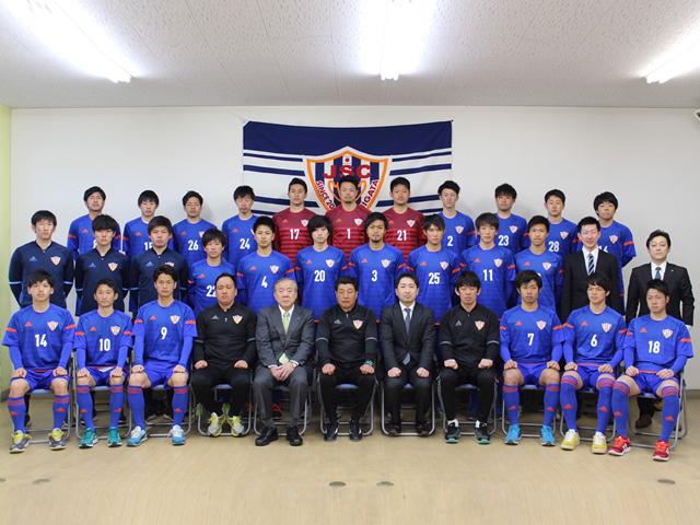 JAPANサッカーカレッジ   チーム...