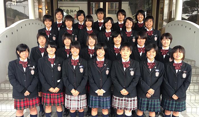 神村学園高等部制服画像