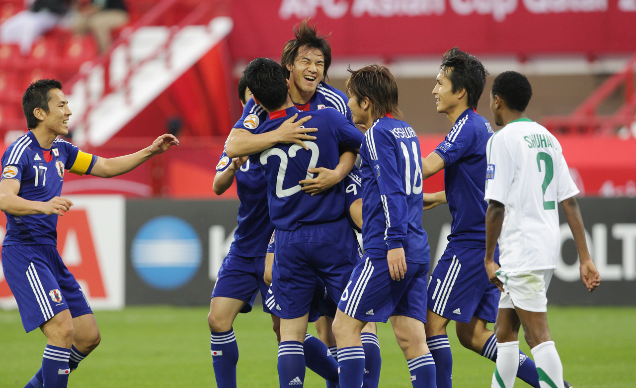 vs サウジアラビア|日本代表 × ...
