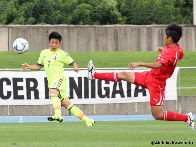 第19回国際ユースサッカーin新潟...