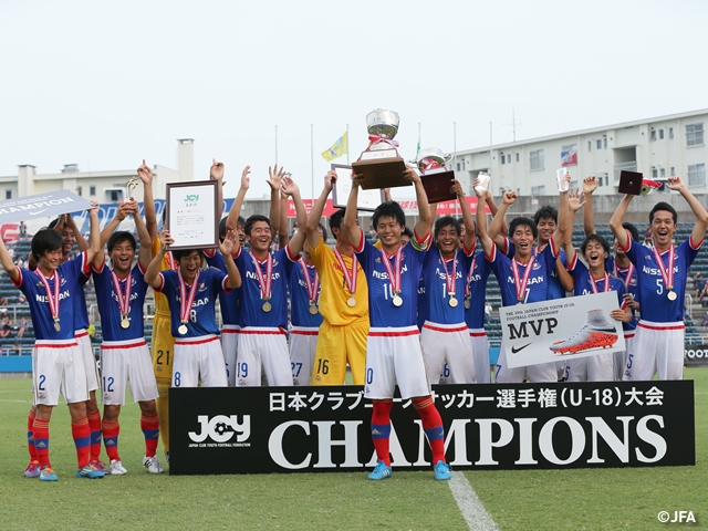 第39回日本クラブユースサッカー...