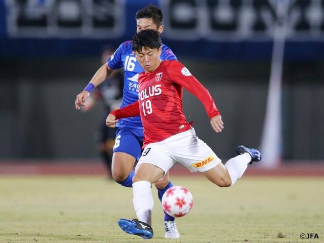 Gamba Osaka And Hiroshima Urawa And Kashiwa Meet At 95th Emperor S Cup Semis Japan Football Association