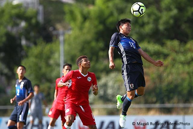 U-19日本代表 第45回トゥーロン国際大会2017 大会初戦は惜しくも ...