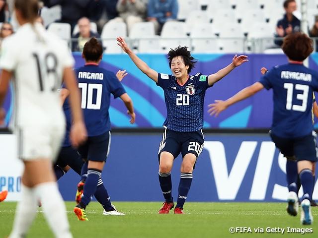 U-20 Japan Women's National Team advances to Semi-final with win ...