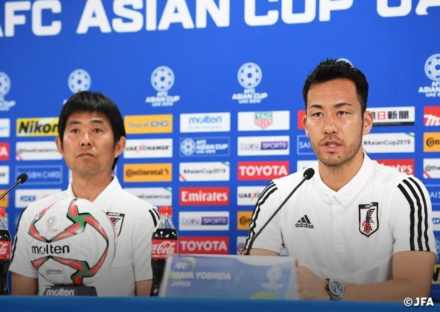 AFC ASIAN CUP UAE 2019 TOP|Japan Football Association