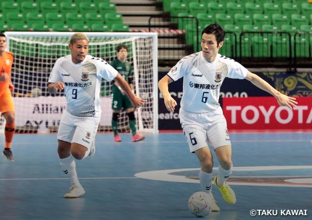 AFCフットサルクラブ選手権タイ2019 TOP|JFA|公益財団法人日本 ...