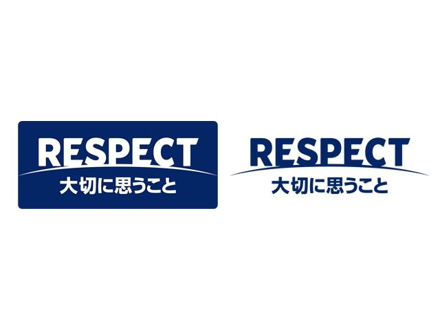 リスペクトプロジェクト「リスペクト(大切に思うこと)」ロゴをリニューアル キリンチャレンジカップ2019で選手が着用
