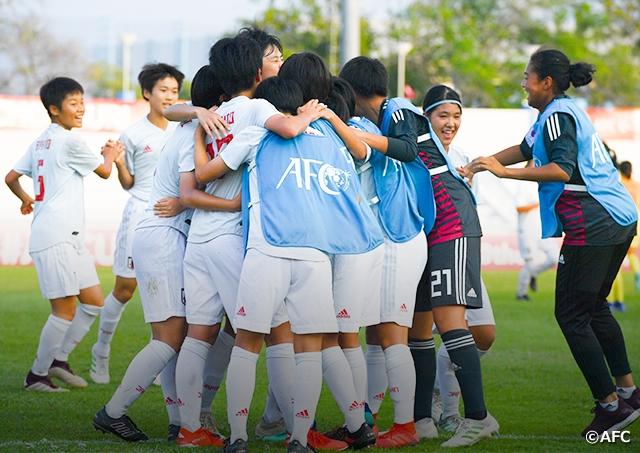 サッカー日本女子代表出場選手