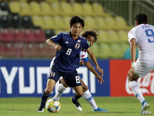 U-17 Japan National Team shares a point with USA in a scoreless draw - FIFA U-17 World Cup Brazil 2019