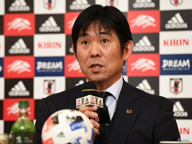 Coach Moriyasu announce U-23 Japan National Team roster for the AFC U-23 Championship Thailand 2020