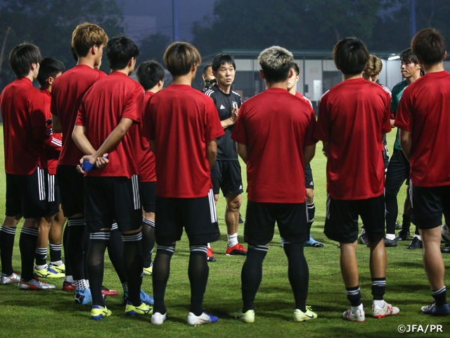U-23 Japan National Team to face Syria in second group match - AFC U-23 Championship Thailand 2020