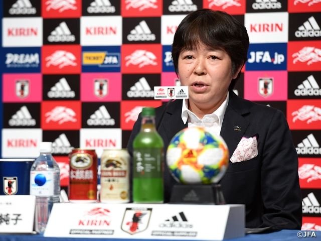 Message from Chairperson IMAI Junko of JFA Women's Committee