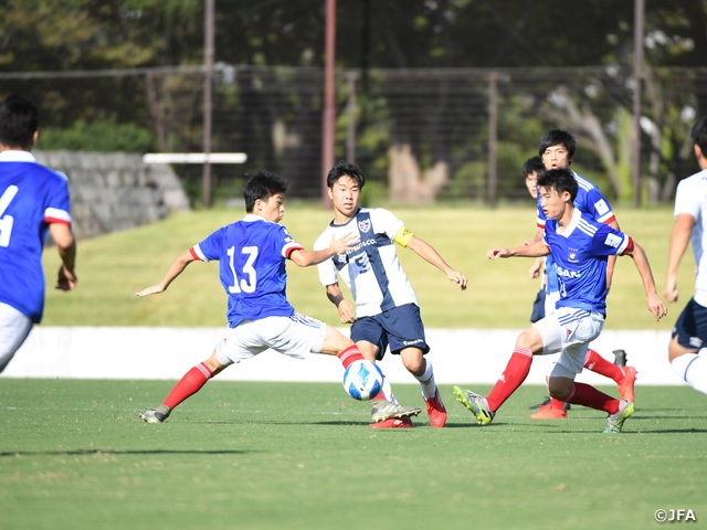 FC Tokyo seeks to win three in a row at the third Sec. of the Prince Takamado Trophy JFA U-18 Football Premier League 2020 Kanto