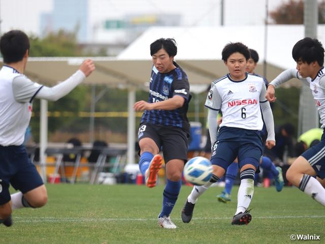 2020 大阪 杯 u15 高円宮 鹿島アントラーズつくばやガンバ大阪ジュニアユースが2回戦を突破 高円宮杯