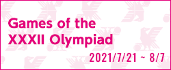 Games of the XXXII Olympiad