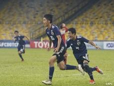 AFC U-16選手権マレーシア2018 TOP JFA 公益財団法人日本サッカー