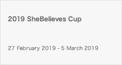 2019 SheBelieves Cup